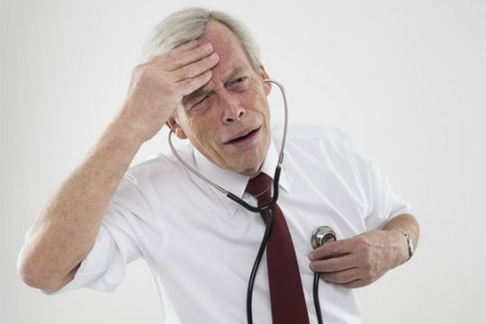 Боязнь заболеть