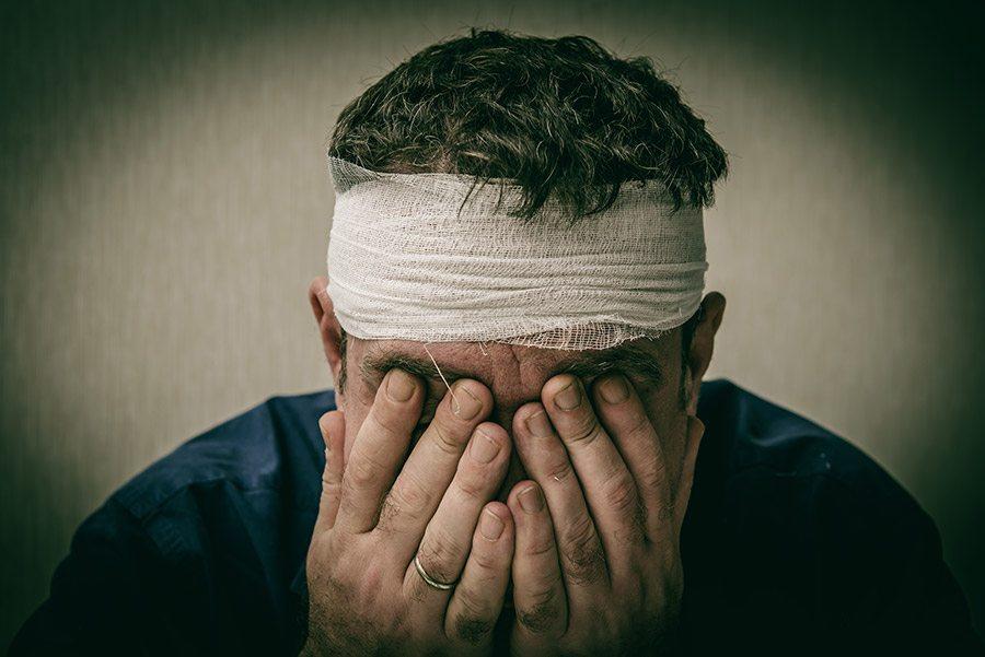 Черепно-мозговая-травма