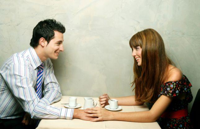 Общение с девушкой