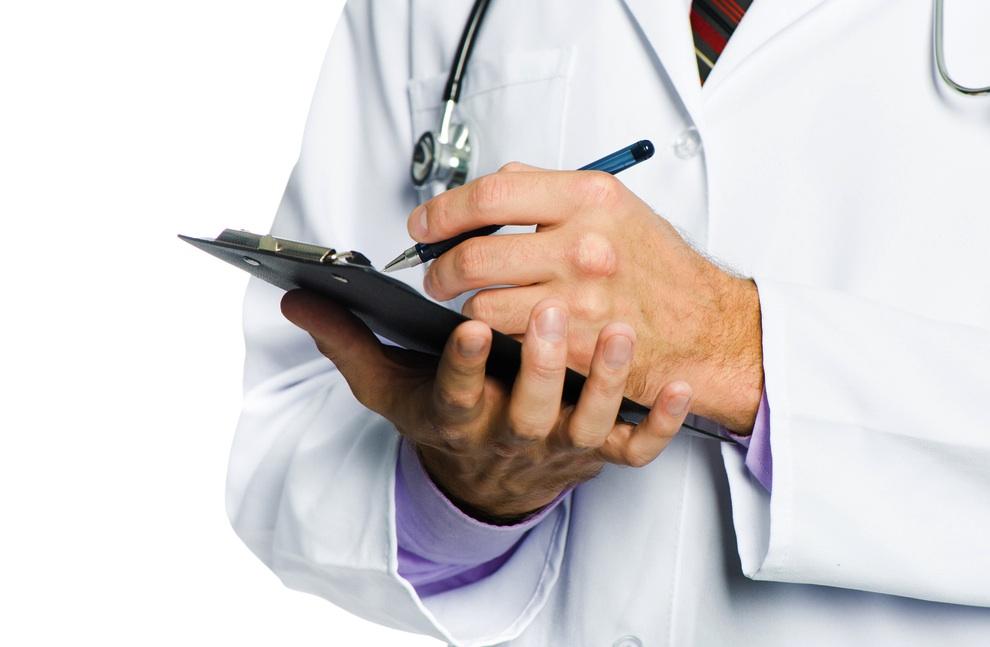 Опрос врача