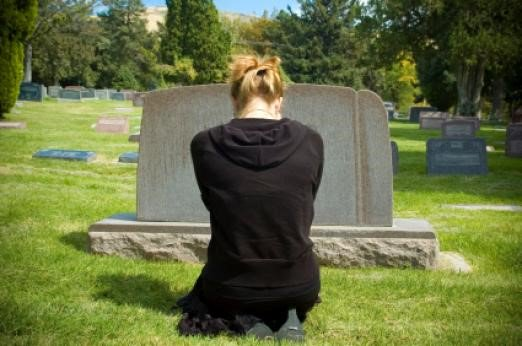 Смерть близкого человека