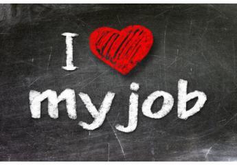 Любить работу