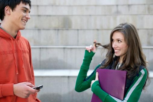 как познакомиться с девушкой на улице в парке