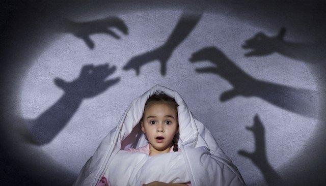 Ребёнок боится