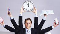 Как организовать себя и своё время?
