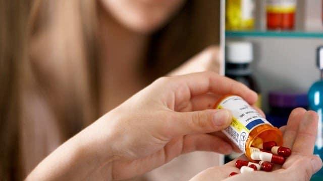 Приём лекарств