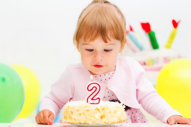 Ребёнок два года