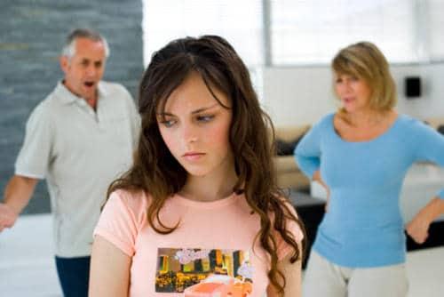 Родители против