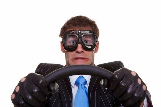 Боязнь вождения