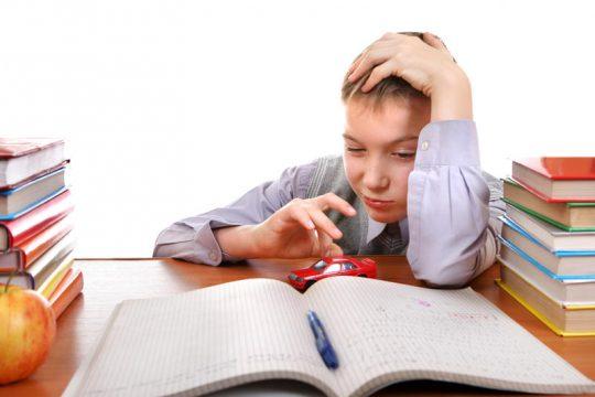 Ребёнок не хочет учиться