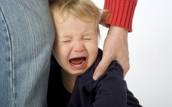 Ребёнок не хочет идти в детский сад