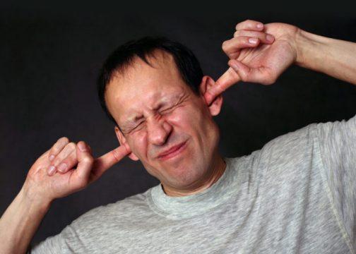 Боязнь громких звуков