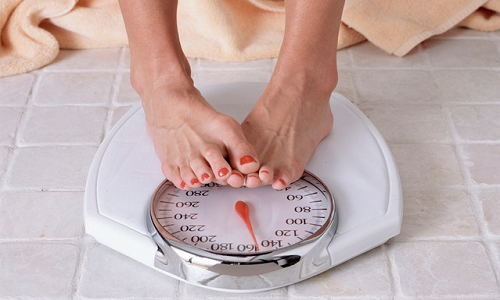 Изменение веса