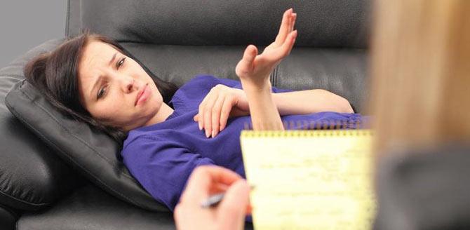 Общение с психологом