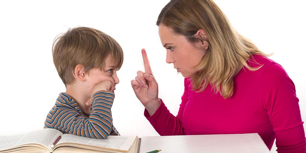 Дисциплина ребёнка