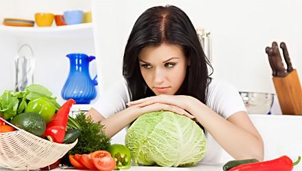 Депрессия и питание