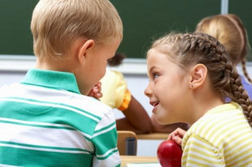 Общение в школе