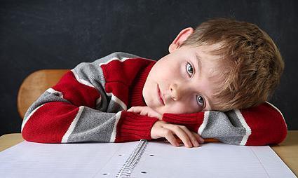 Утомляемость у ребёнка